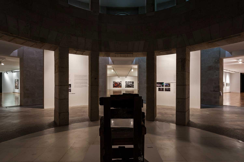 Foto de sala en MARCO - Panóptico