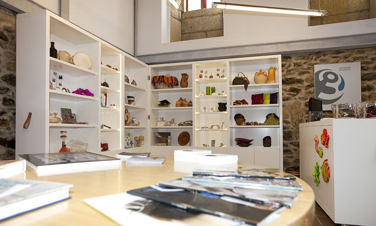 Eduardo Armada - Fotografía y Diseño Web - Casa Mariñeira Portonovo - Artesanía de Galicia
