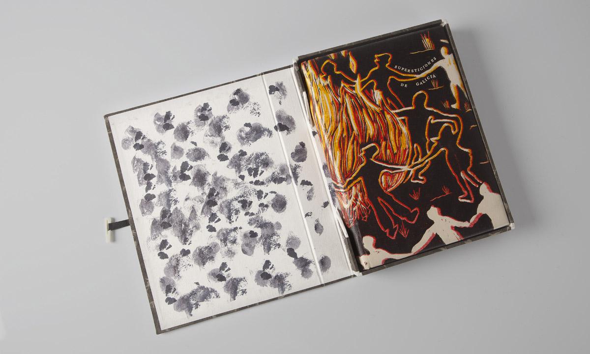 eduardo armada - fotografías encuadernación artesanal - artesanía de galicia