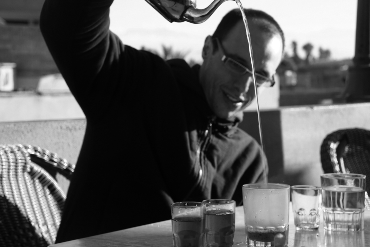 Eduardo Armada - Fotografía y Diseño Web - Marrakech
