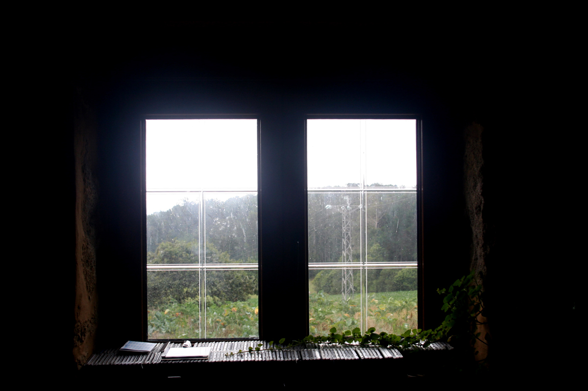Eduardo Armada - Fotografía y Diseño Web - Costa da Morte - Un día en la oficina