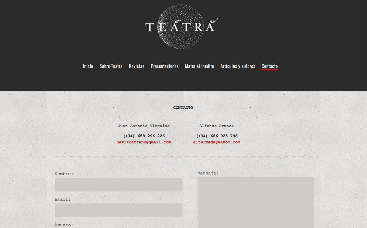 Teatra
