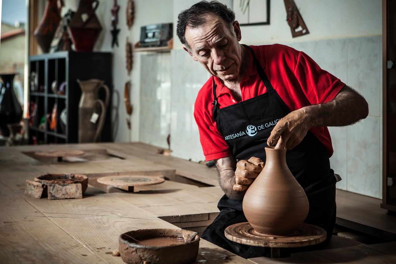 eduardo armada - fotografía y diseño web - talleres artesanía de galicia - Alfarería Aparicio
