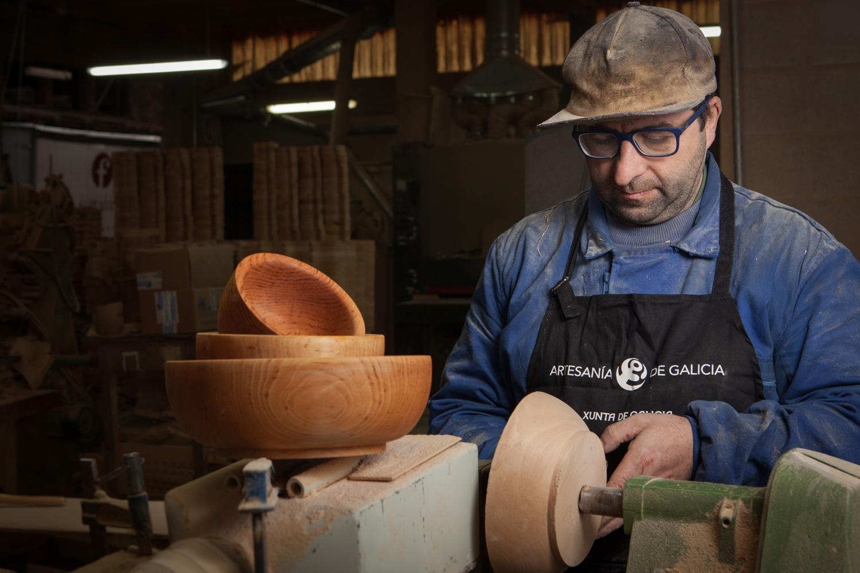 eduardo armada - fotografía y diseño web - talleres artesanía de galicia - Artesanía Ferradans