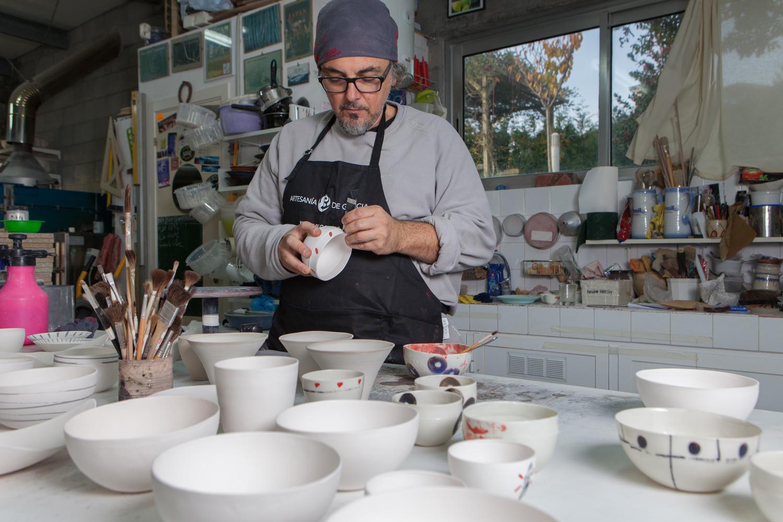 eduardo armada - fotografía y diseño web - talleres artesanía de galicia - Cerámica Suve