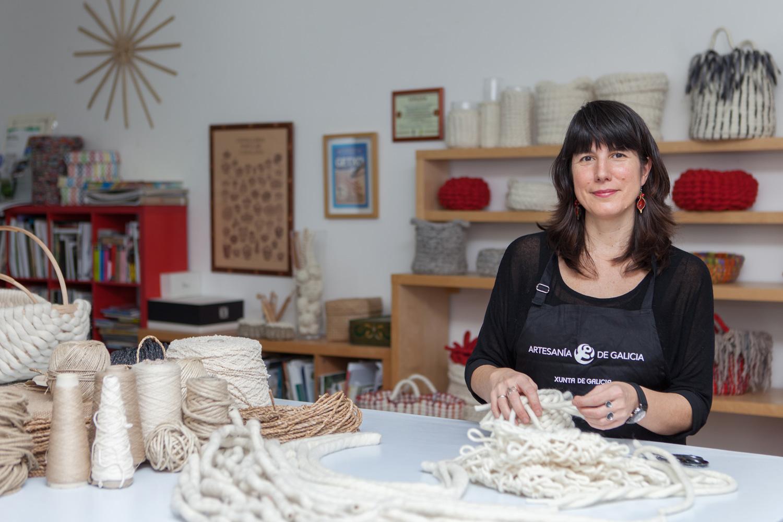 eduardo armada - fotografía y diseño web - talleres artesanía de galicia - Idoia Cuesta