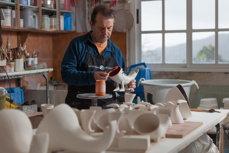 eduardo armada - fotografía y diseño web - talleres artesanía galicia - Nacho Porto