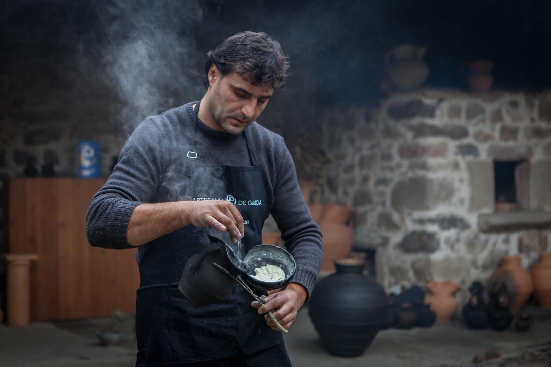 eduardo armada - fotografía y diseño web - talleres artesanía de galicia - Rectoral de Gundivós