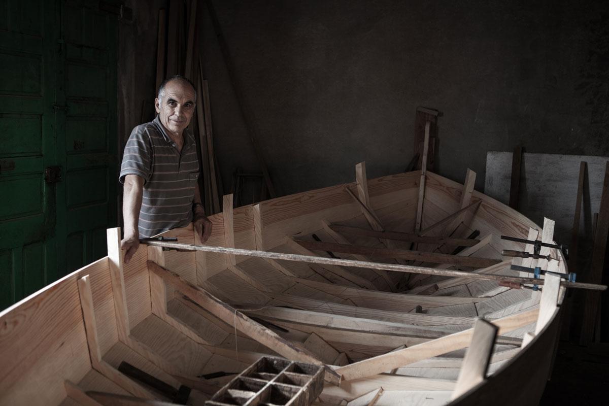Premios artesanía de Galicia 2014 - Domingo Ayaso - Premio Trayectoria