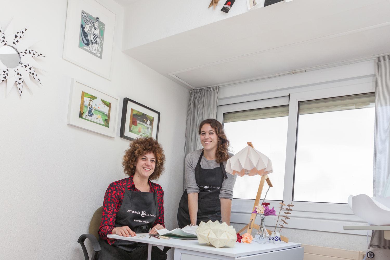 eduardo armada - fotografía y diseño web - talleres artesanía de galicia - anaquiños de papel