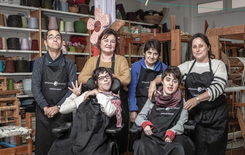 eduardo armada - fotografía y diseño web - talleres artesanía de galicia - apamp