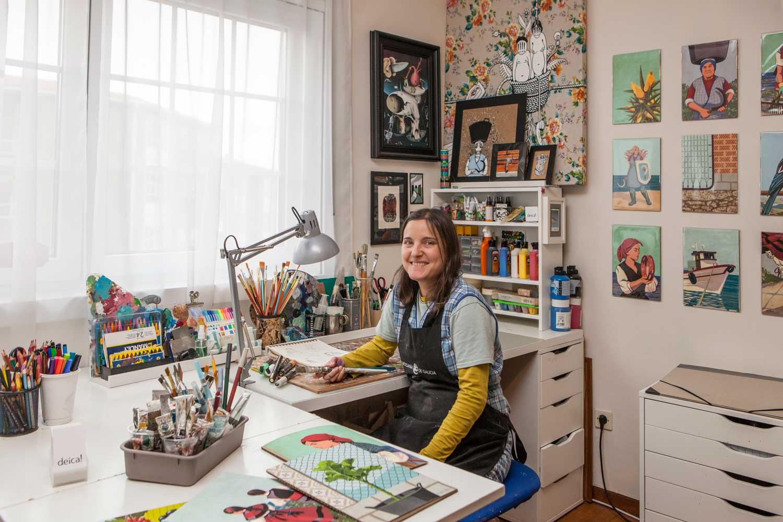 eduardo armada - fotografía y diseño web - talleres artesanía de galicia - Deica creacions