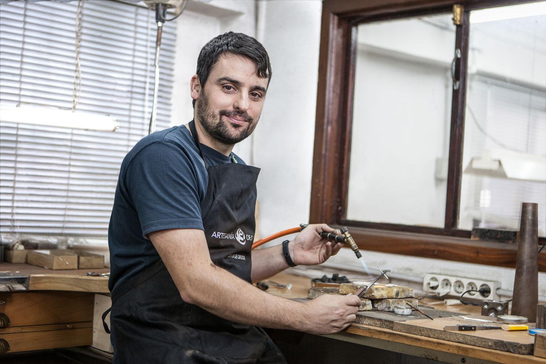 eduardo armada - fotografía y diseño web - talleres artesanía de galicia - Druida