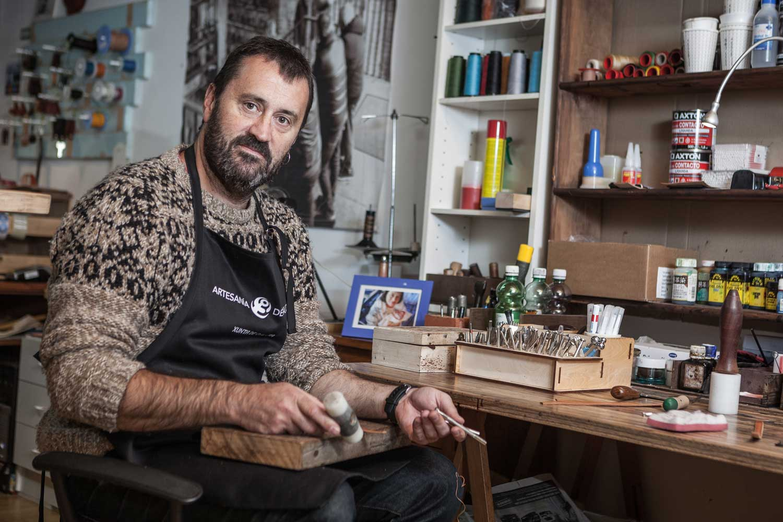 eduardo armada - fotografía y diseño web - talleres artesanía de galicia - El taller de Fer