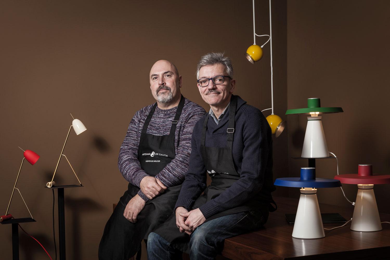 eduardo armada - fotografía y diseño web - talleres artesanía de galicia - Lagomonroy