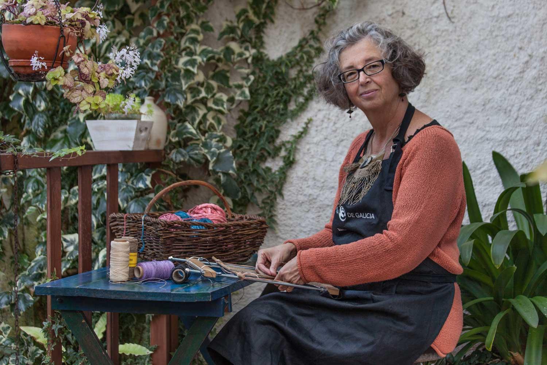 eduardo armada - fotografía y diseño web - talleres artesanía de galicia - Marina Seoane