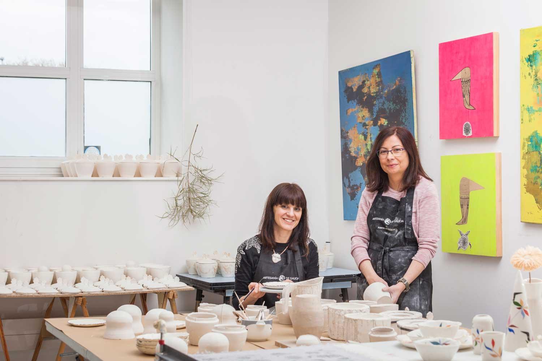 eduardo armada - fotografía y diseño web - talleres artesanía de galicia - Mi madre no me deja