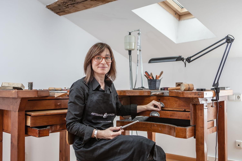 eduardo armada - fotografía y diseño web - talleres artesanía de galicia - Milbrumas