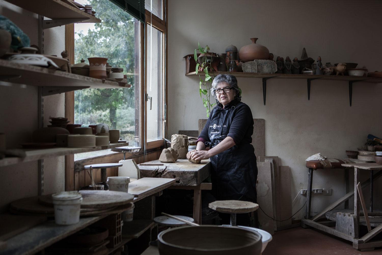 eduardo armada - fotografía y diseño web - talleres artesanía de galicia - Olería de Bonxe