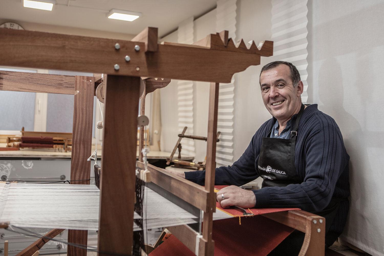 eduardo armada - fotografía y diseño web - talleres artesanía de galicia - Tranxandaina