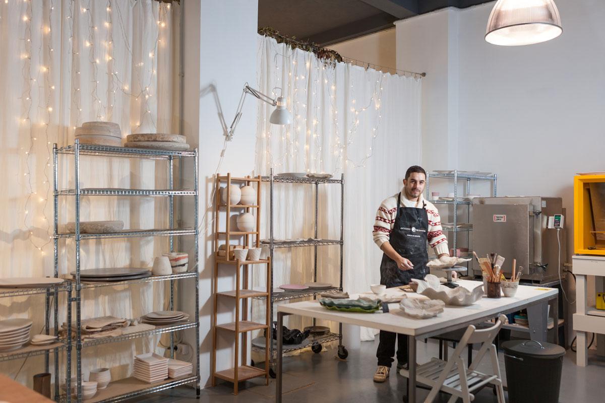 eduardo armada - fotografía y diseño web - talleres artesanía de galicia - Arobe Cerámica