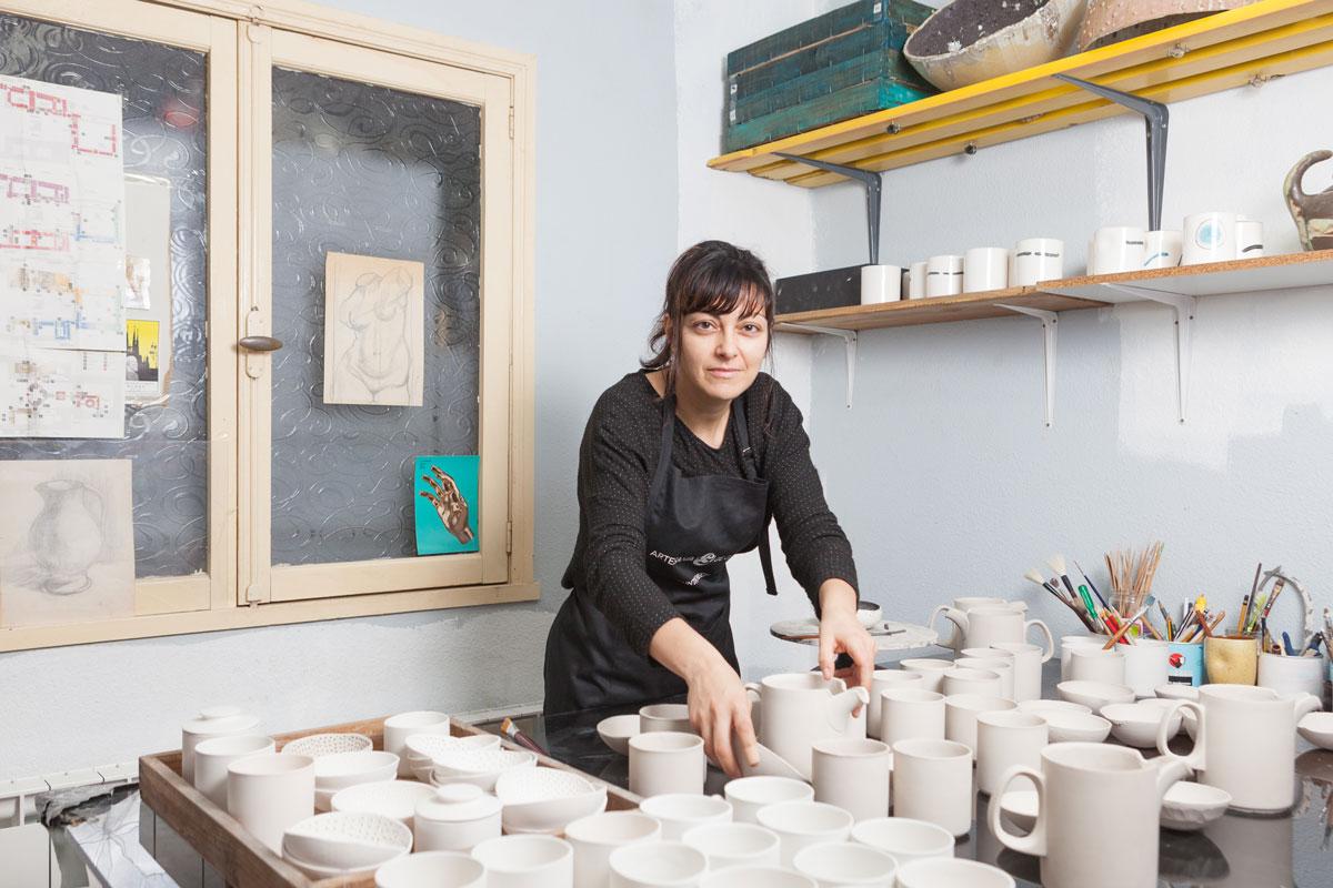 eduardo armada - fotografía y diseño web - talleres artesanía de galicia - Susana Anta