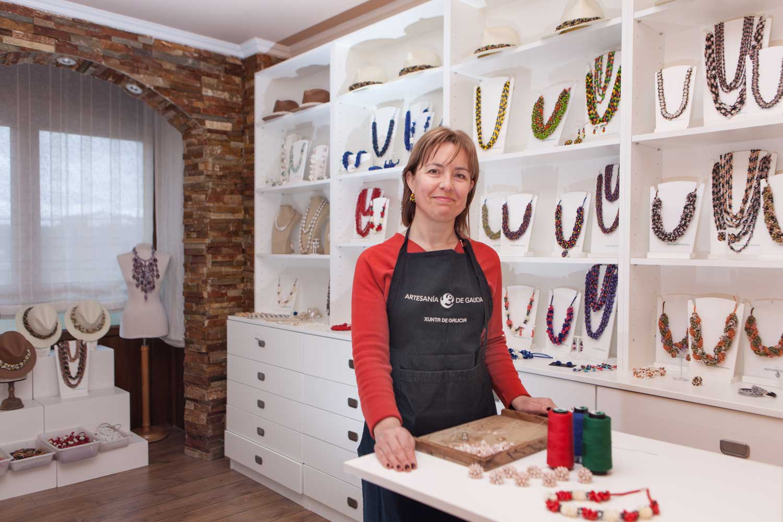 eduardo armada - fotografía y diseño web - talleres artesanía de galicia - montse betanzos