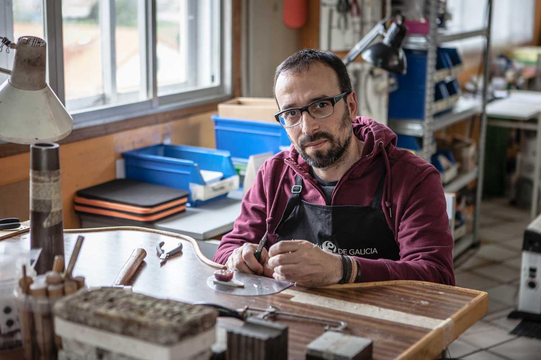 eduardo armada - fotografía y diseño web - talleres artesanía de galicia - silvereira