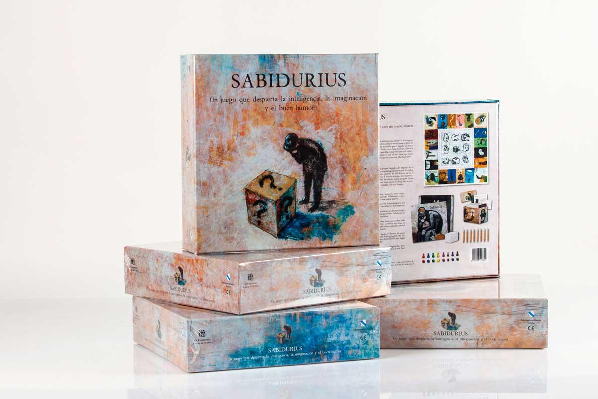 Sabidurius - Caja