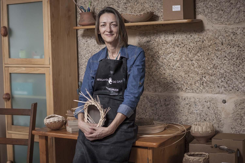 Ana Méndez - Artesanía de Galicia