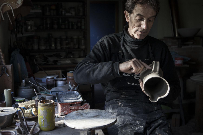 Cerámica Unzueta - Artesanía de Galicia