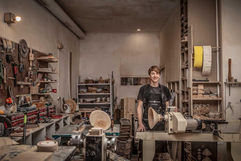 Talleres artesanía de Galicia - El arce imaginario