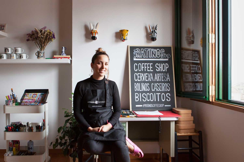 Talleres artesanía de galicia - Iria Prol Studio