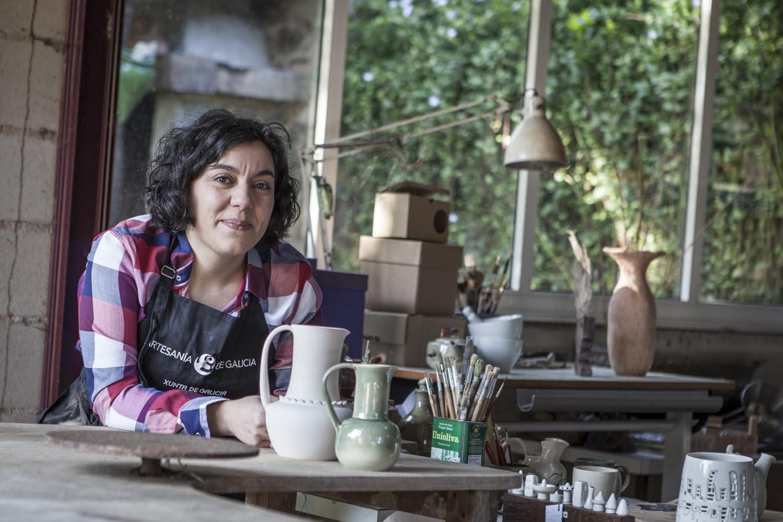 Laura Delgado - Artesanía de Galicia