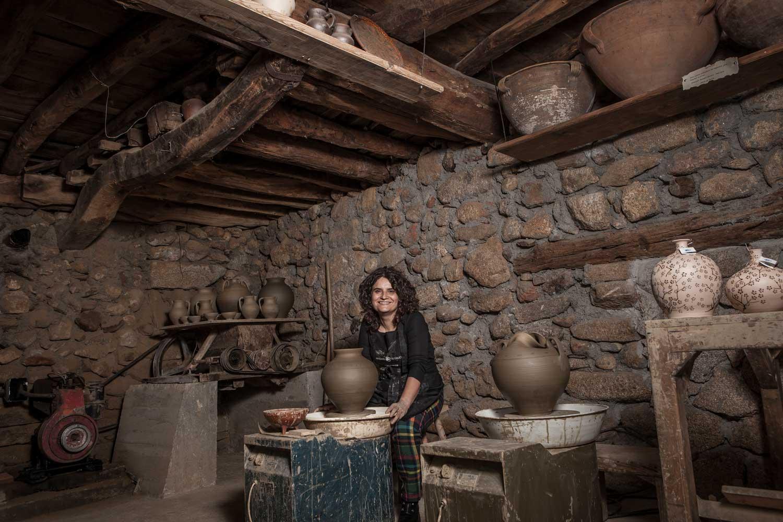 Talleres artesanía de Galicia - Olería do Batán