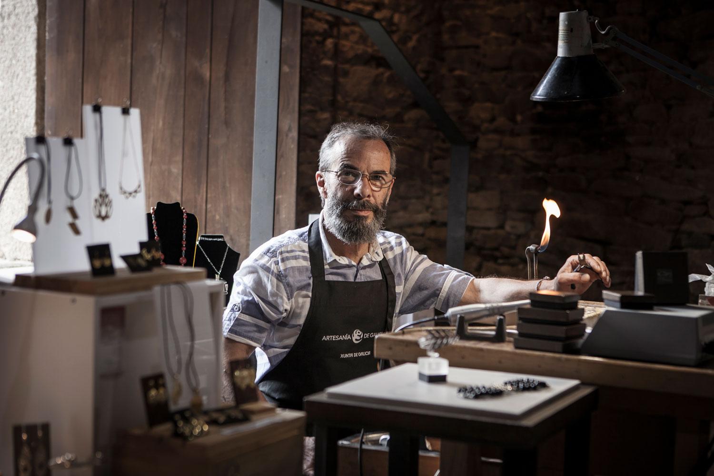 Talleres artesanía de Galicia - Plata Nativa