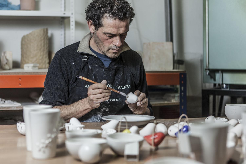 Víctor Ares - Artesanía de Galicia