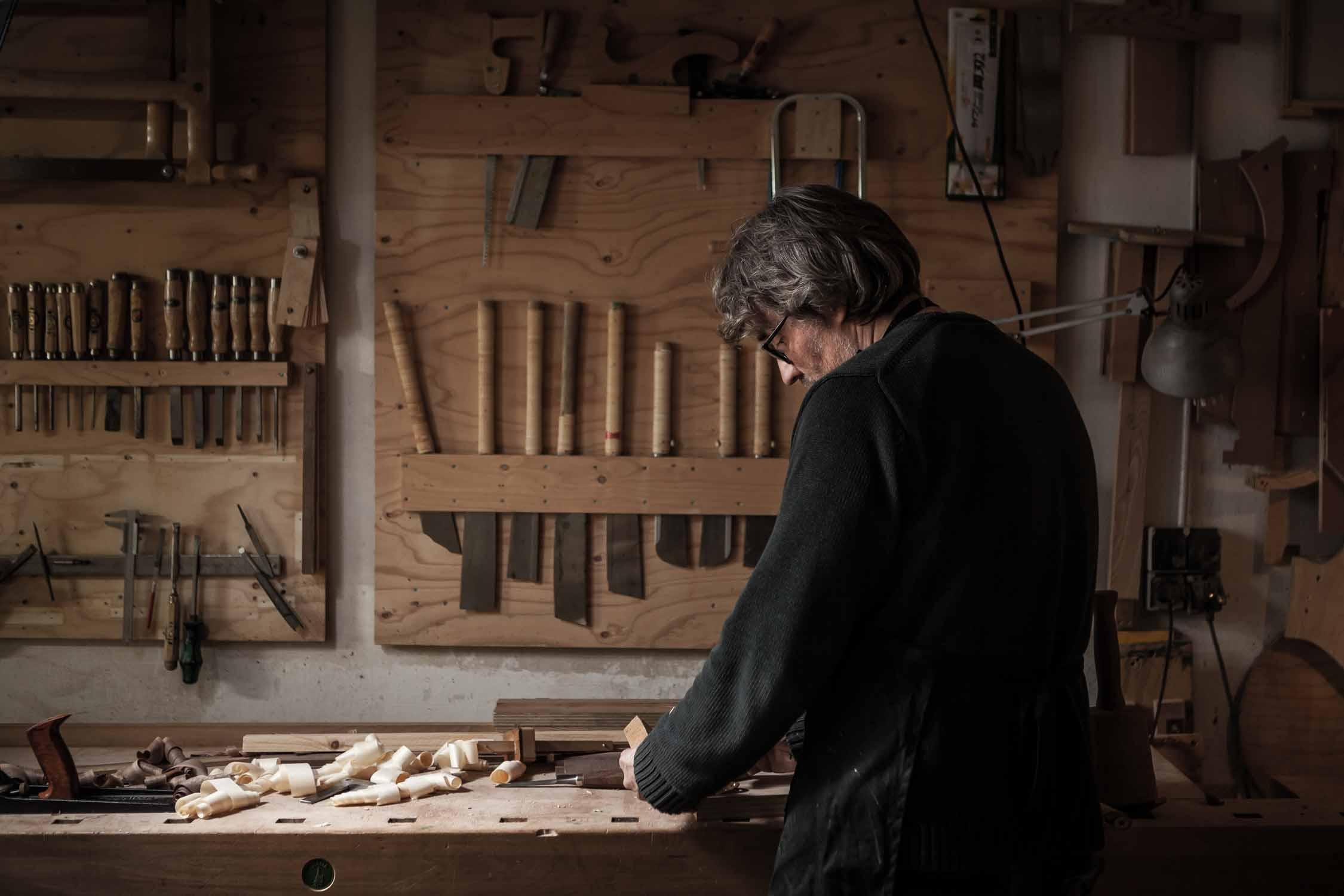 Woodworks Buschmann - Premio Artesanía de Galicia 2019