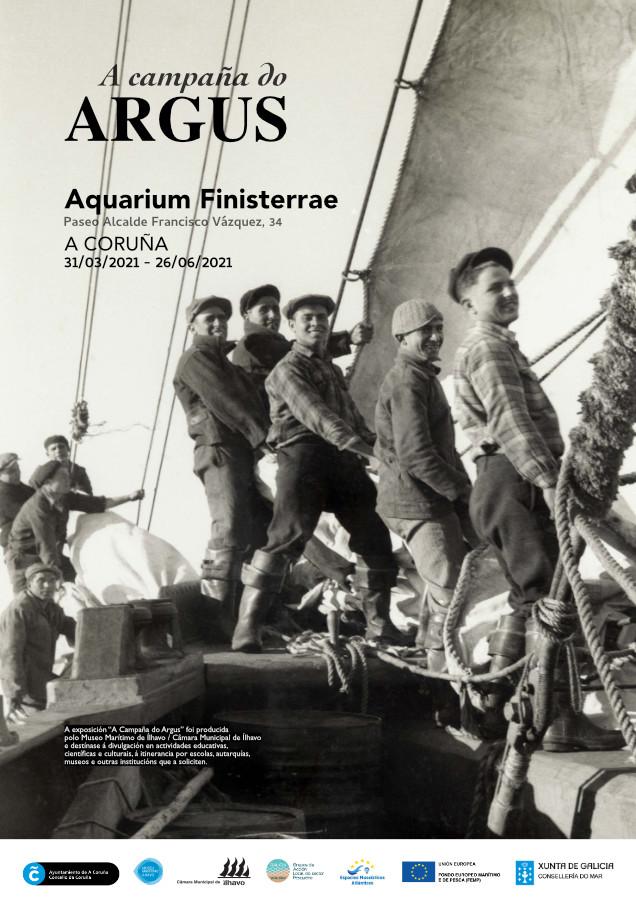 A Campaña do Argus - Aquarium Finisterrae A Coruña