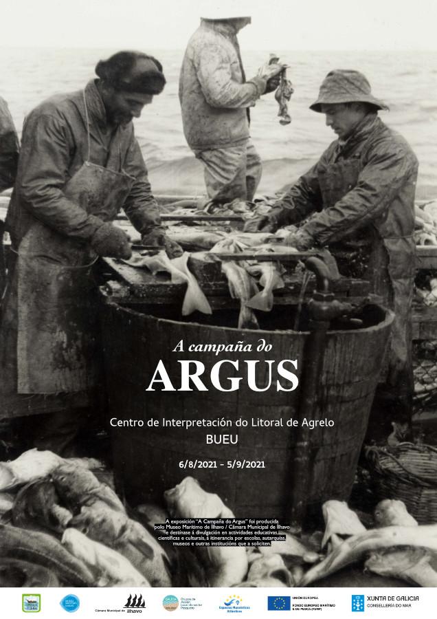 A Campaña do Argus - Centro Interpretación do Litoral de Agrelo Bueu