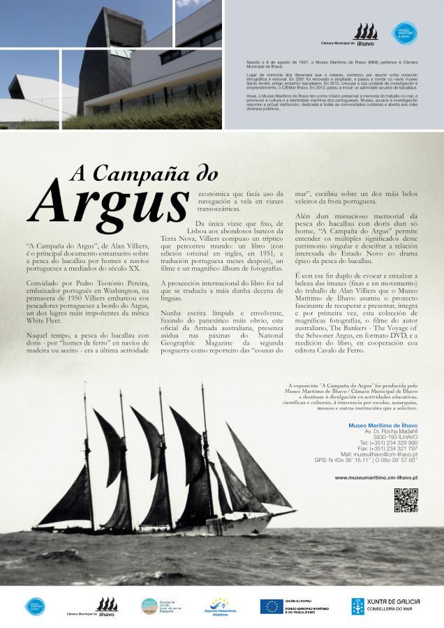 Panel Informativo - A campaña do Argus
