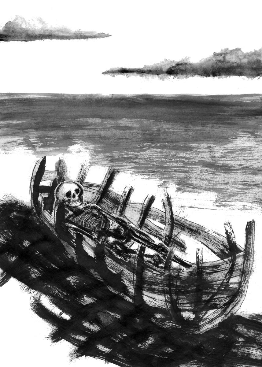El mecanismo de las mareas